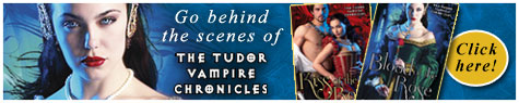Go Behind the Scenes of the Tudor Vampire Chronicles