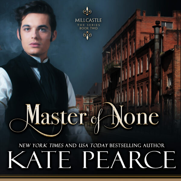 Master of None by Kate Pearce audiobook