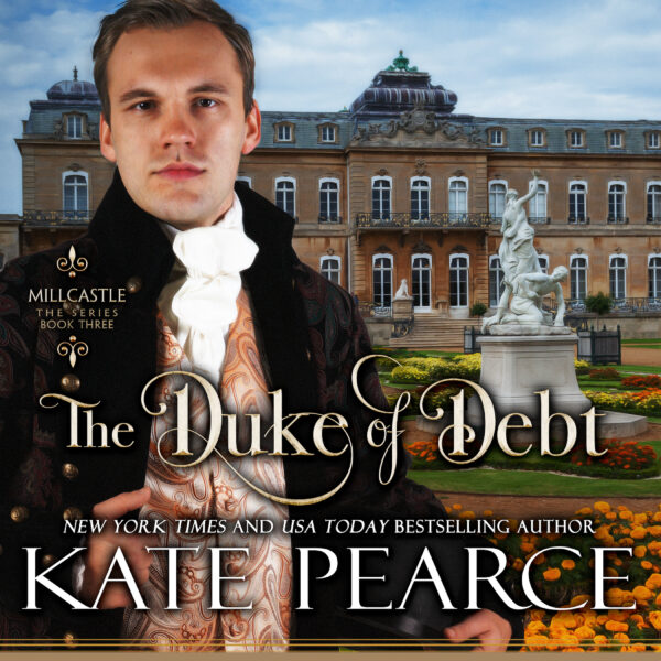 The Duke of Debt by Kate Pearce Audiobook