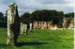 Avebury Rings, Wiltshire England
