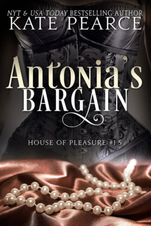 Antonia's Bargain (new cover)
