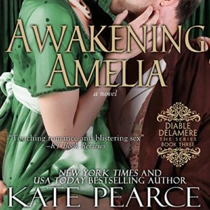 Awakening Amelia Audio Cover