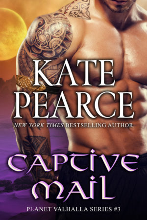 Captive Mail (new cover)