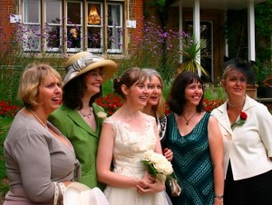 ceri's wedding