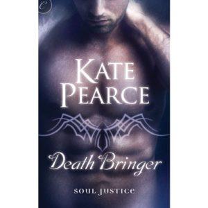 Death Bringer Audio Cover