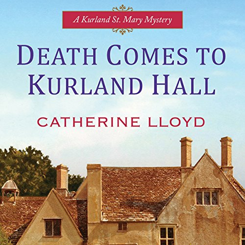 Death Comes to Kurland Hall Audio Cover