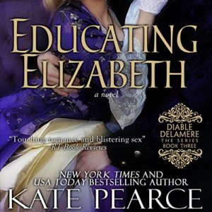 Educating Elizabeth Audio Cover