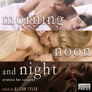 Morning, Noon, and Night: Erotica for Couples Audio Cover
