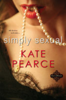 Simply Sexual Mass Market Paperback Cover