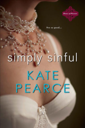 Simply Sinful Mass Market Paperback Cover